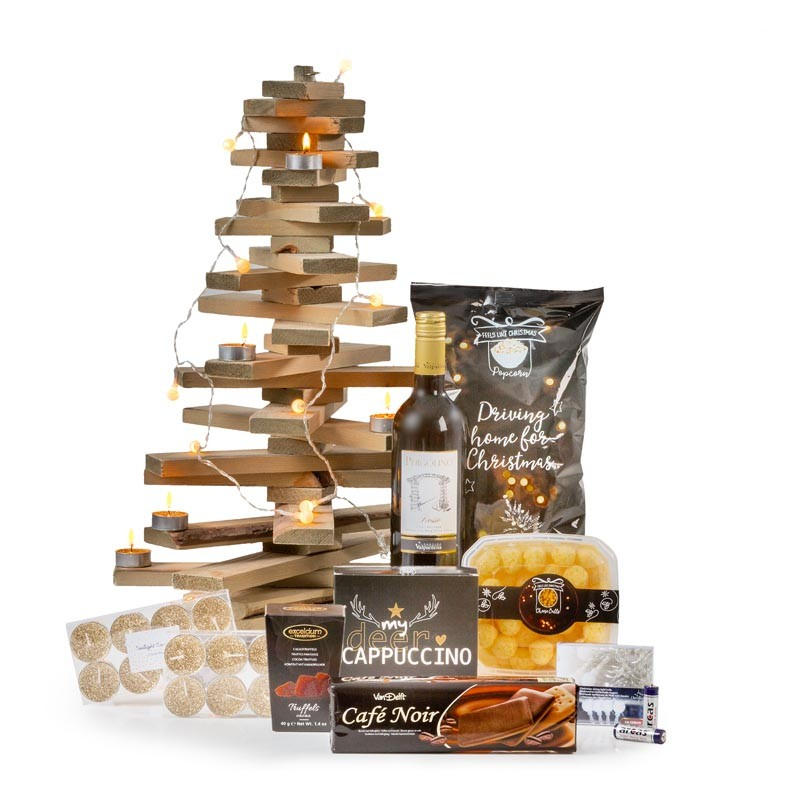 Kerstpakket Kerstboom Kopen Kerstpakketxpert